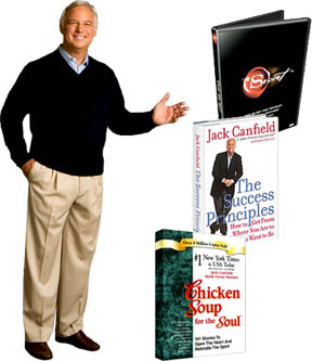 Jack Canfield author of Chicken Soup for the Soul